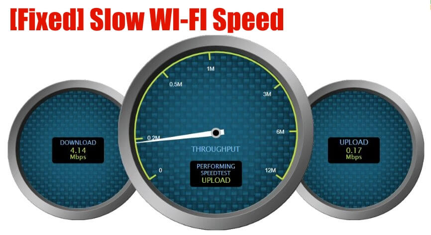 How to Fix Slow Wi-Fi Speed on Dell Inspiron Laptop and Desktop