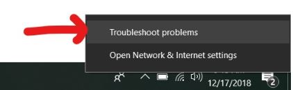 Network-troubleshooter