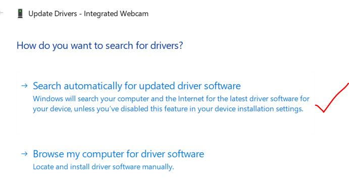 Automatic-for-driver-software