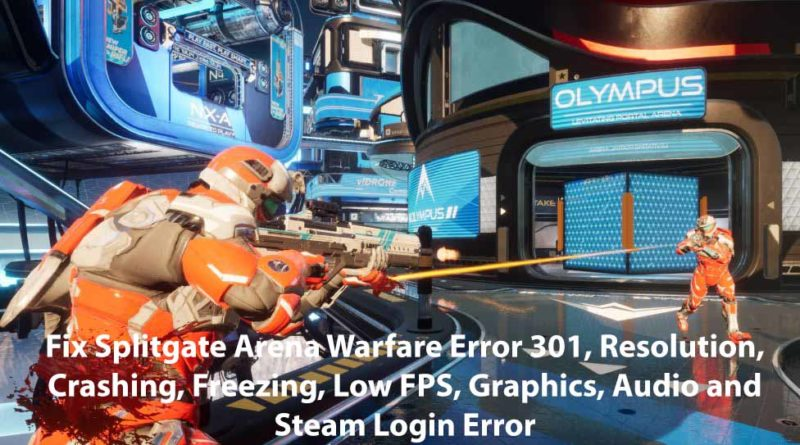 Fix Easy Anti Cheat ERROR 15 Splitgate Arena Warfare Archives - PC