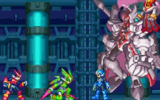 Fix Mega Man Zero ZX Legacy Collection Crashing Error D3DERR NOTAVAILABLE Black Screen and ERR09